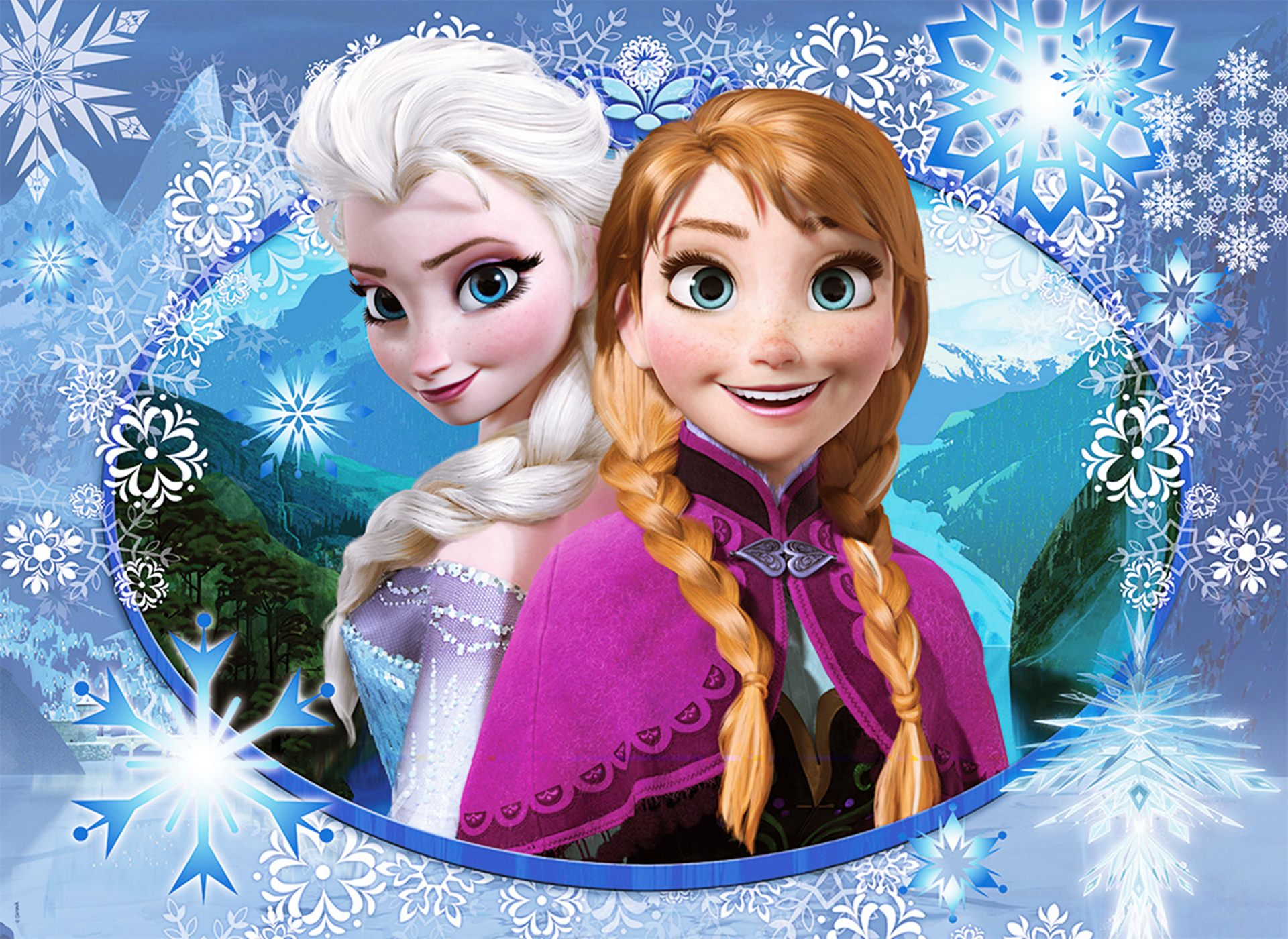 frozen christmas wallpaper - photo #31